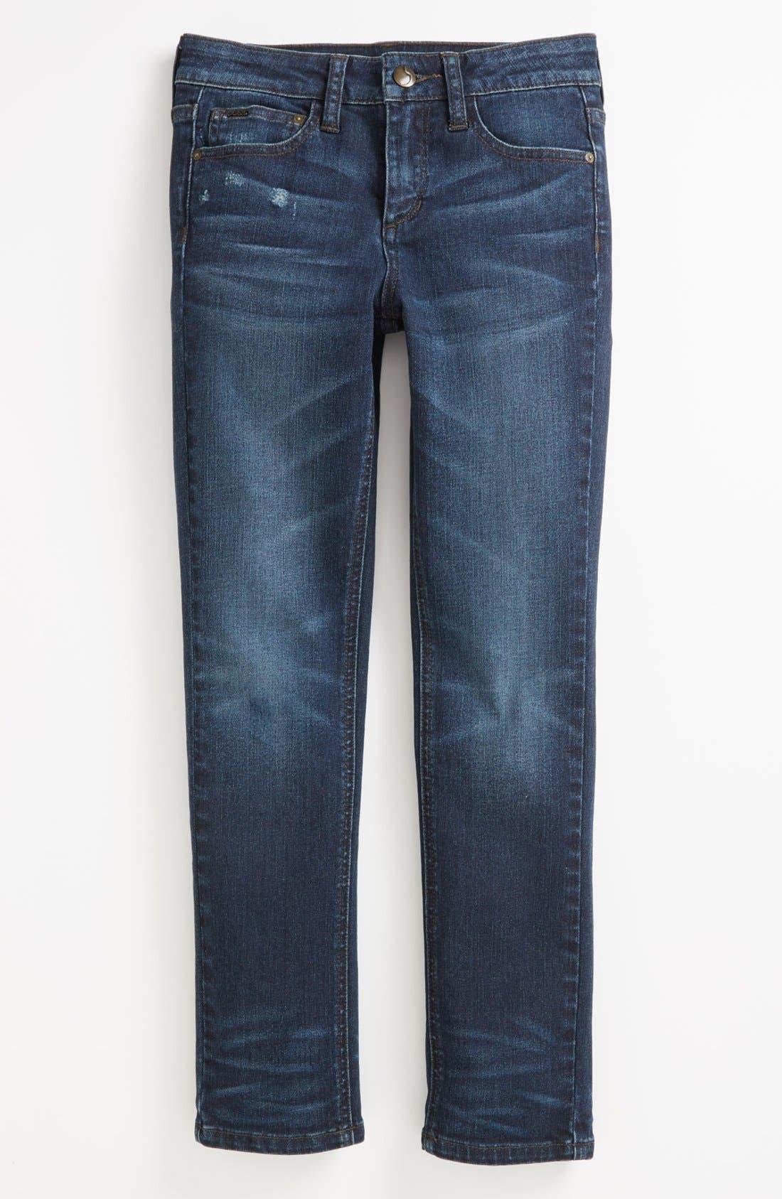 Alternate Image 2  - Joe's 'Brixton' Straight Leg Jeans (Big Boys)