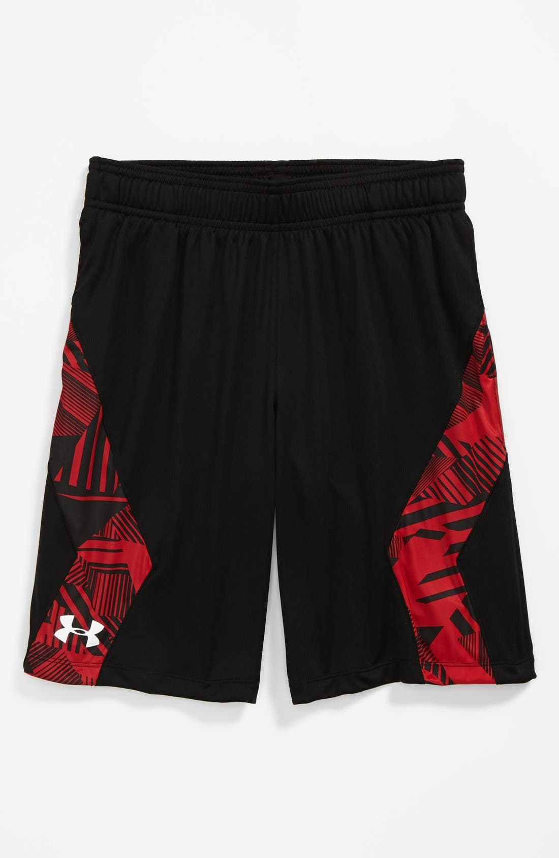 Main Image - Under Armour 'Domineer' Shorts (Big Boys)