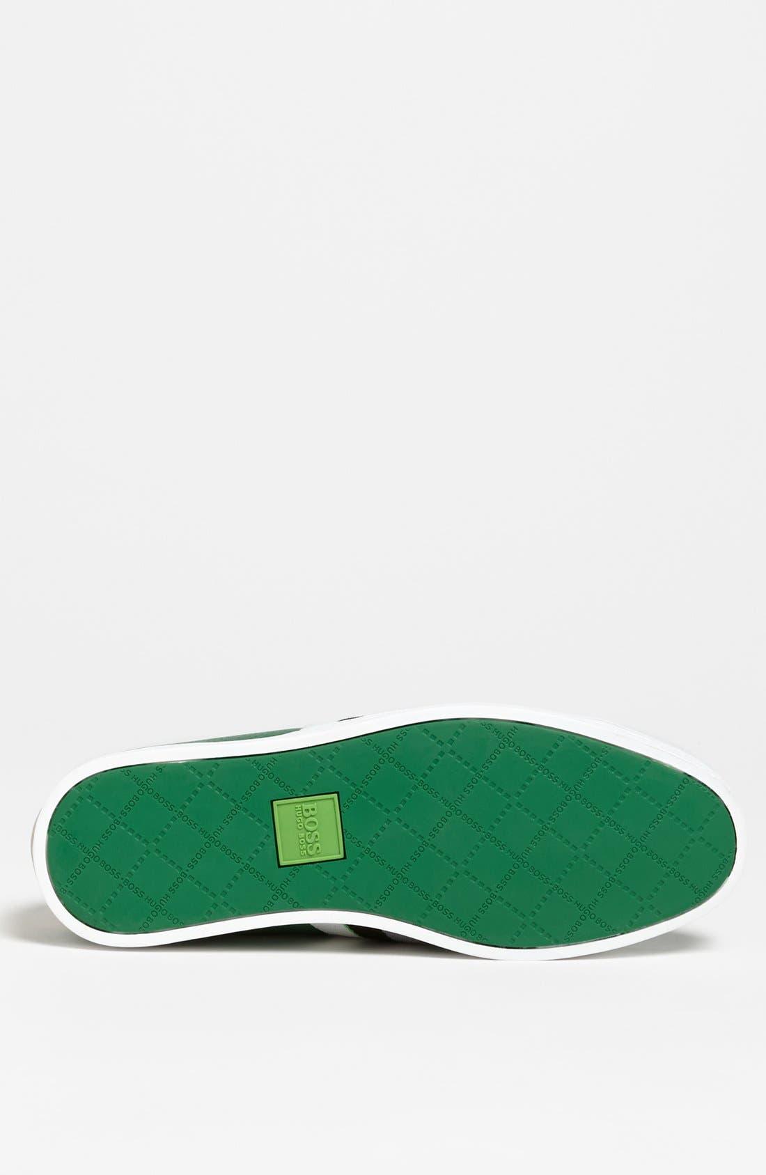 Alternate Image 4  - BOSS Green 'Micks' Sneaker