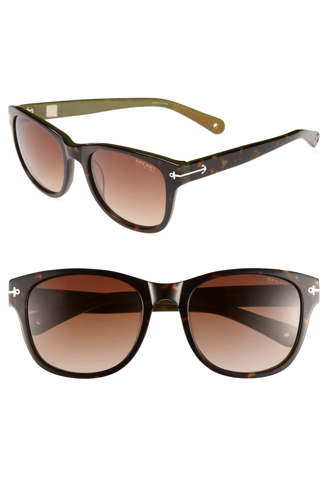 Main Image - Sperry Top-Sider® 'Portsmouth' 54mm Sunglasses (Online Only)