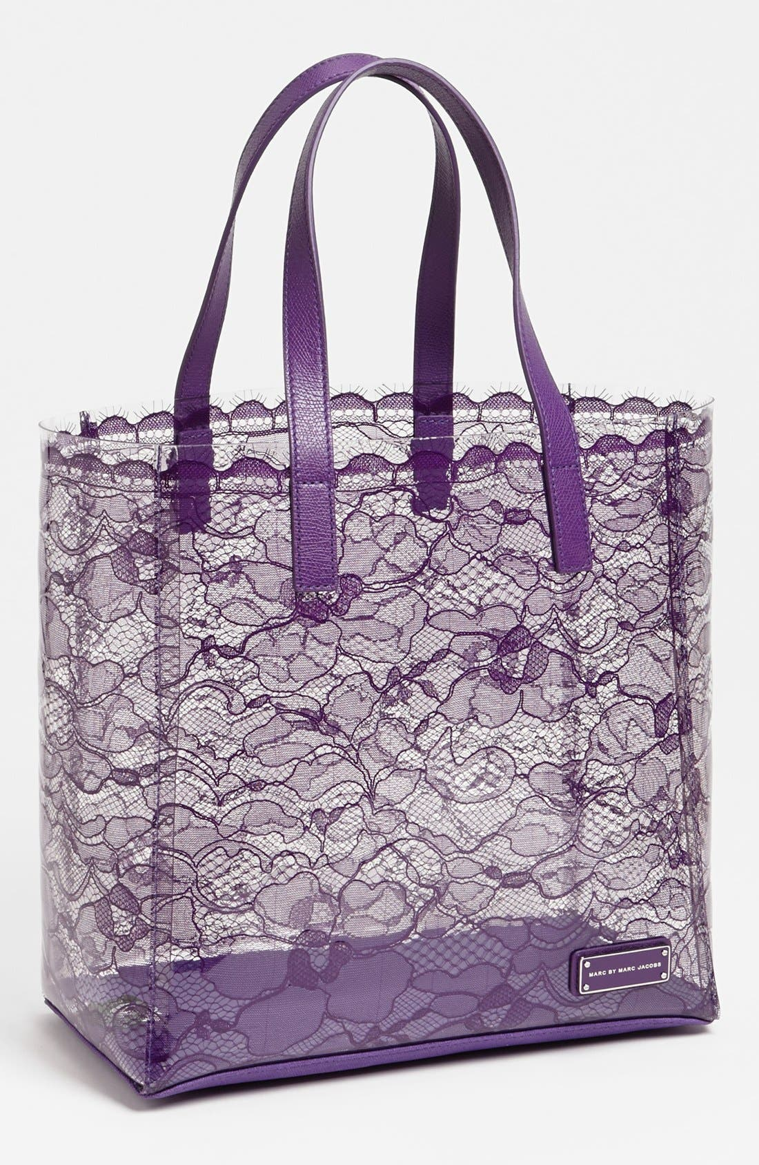 Alternate Image 1 Selected - MARC BY MARC JACOBS 'Lace - Medium' Tote