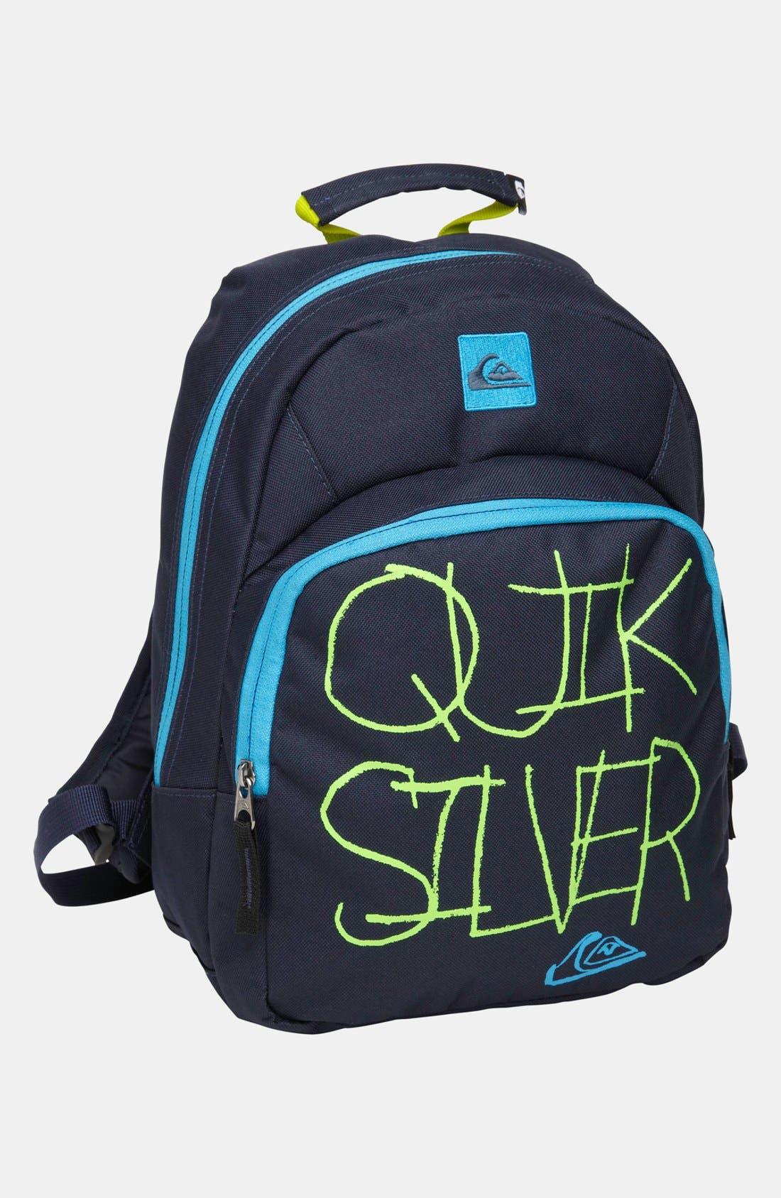 Alternate Image 2  - Quiksilver 'Ankle Biter B' Backpack (Boys)