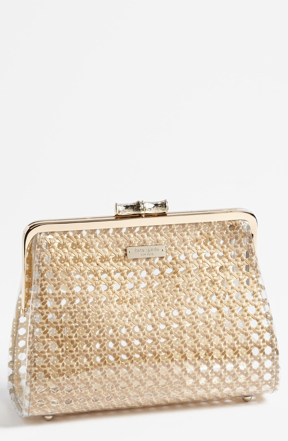 Main Image - kate spade new york 'summer house - robby' clutch