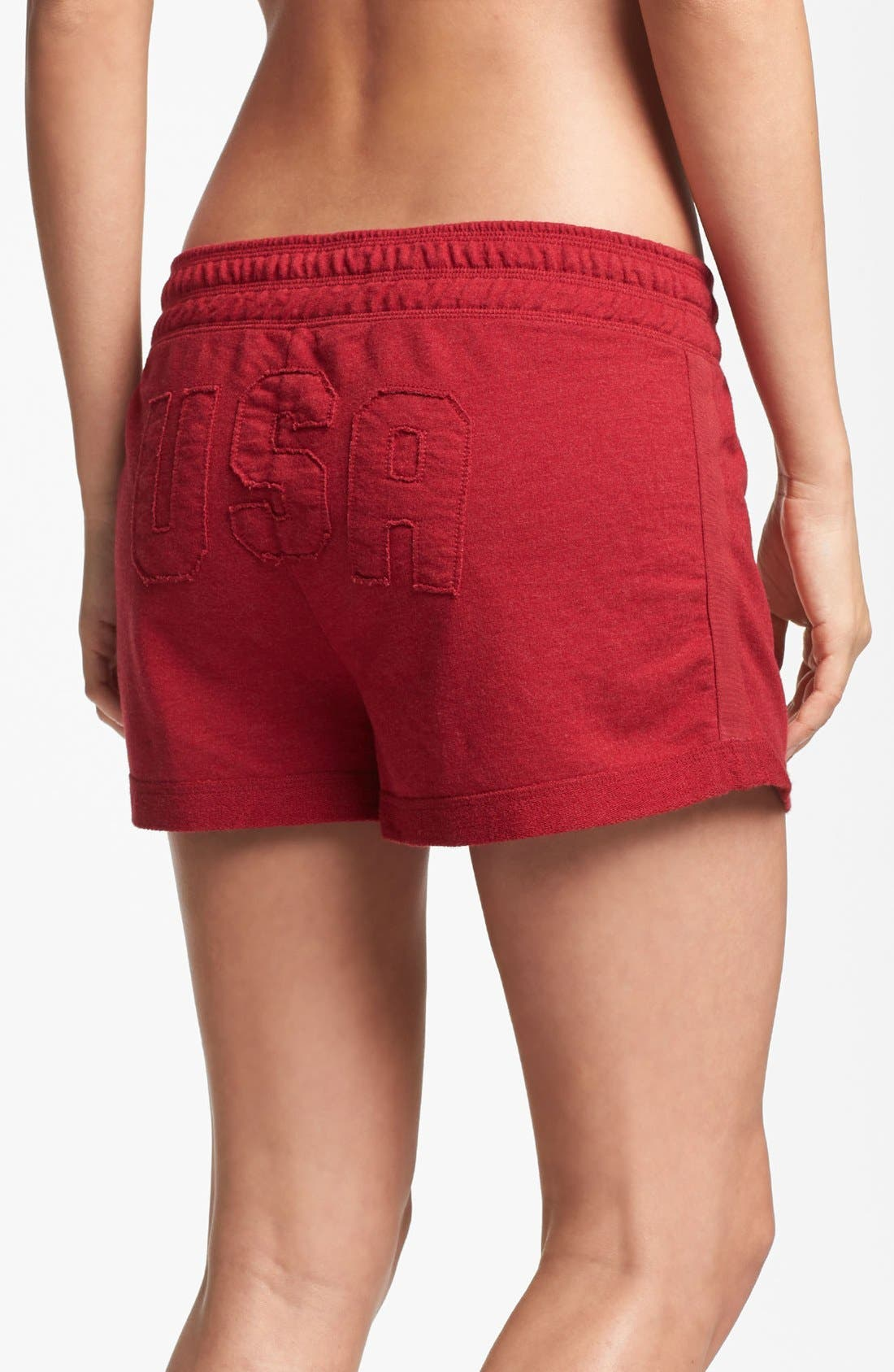 Alternate Image 2  - PJ Salvage French Terry Shorts