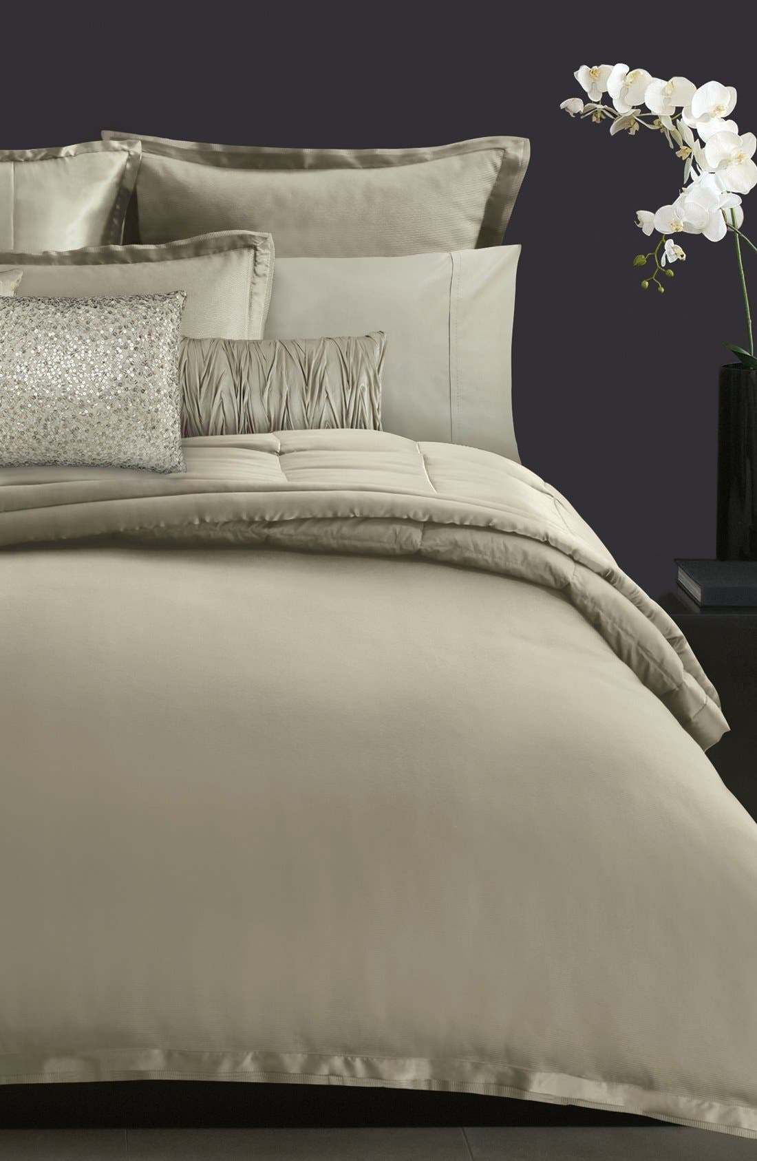Alternate Image 1 Selected - Donna Karan 'Modern Classics - Ottoman' Duvet Cover (Online Only)