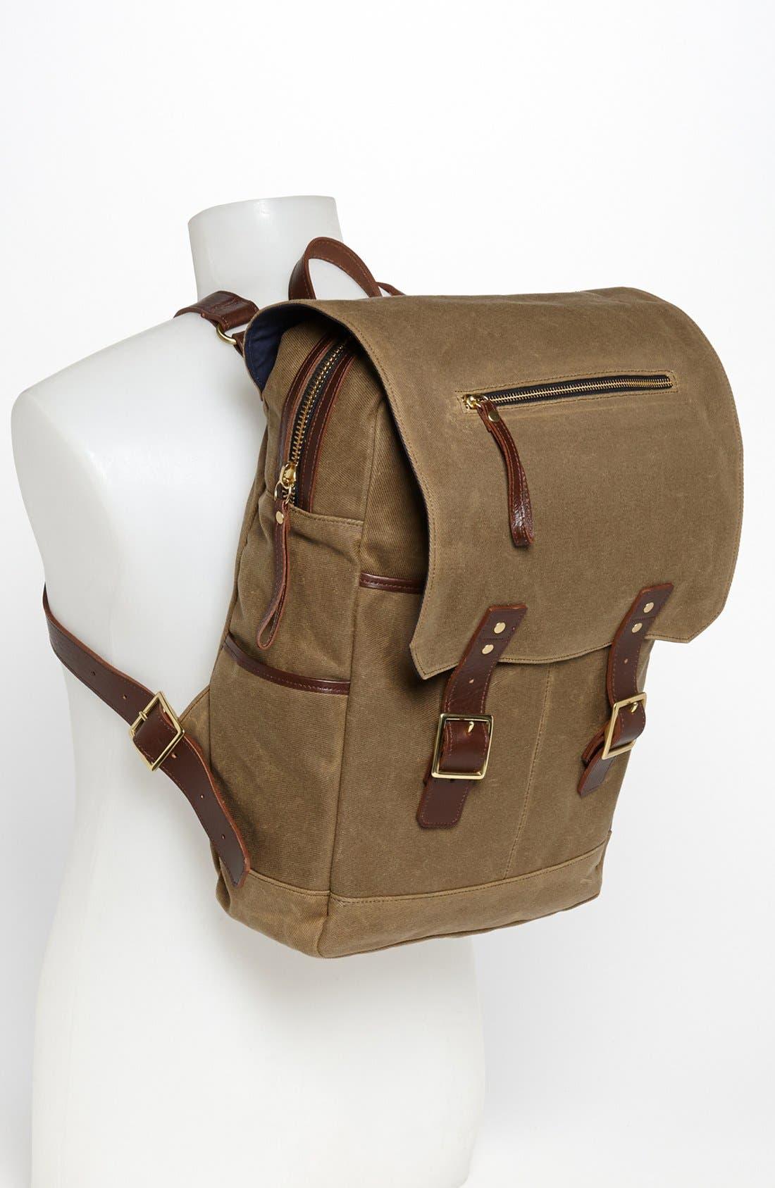 Alternate Image 4  - Ernest Alexander 'Fuller' Backpack