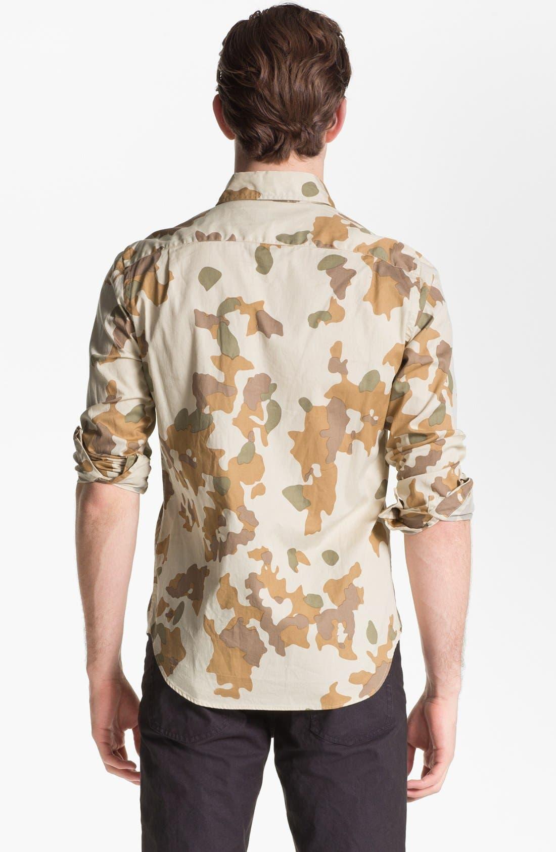 Alternate Image 2  - Steven Alan 'Collegiate' Sport Shirt
