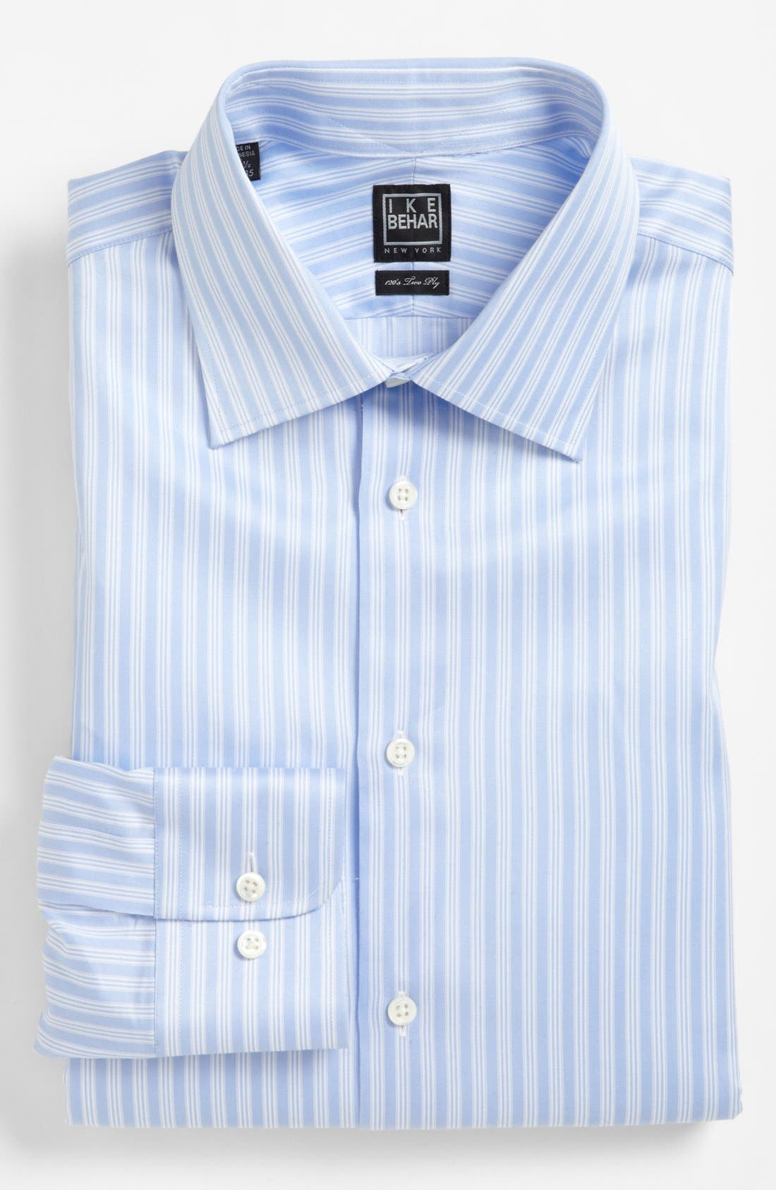 Alternate Image 1 Selected - Ike Behar Regular Fit Dress Shirt