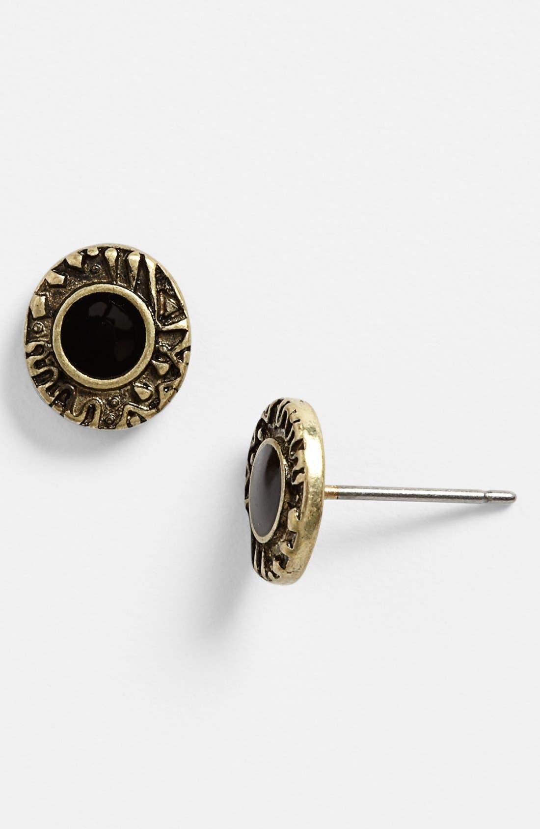 Main Image - Carole Stud Earrings