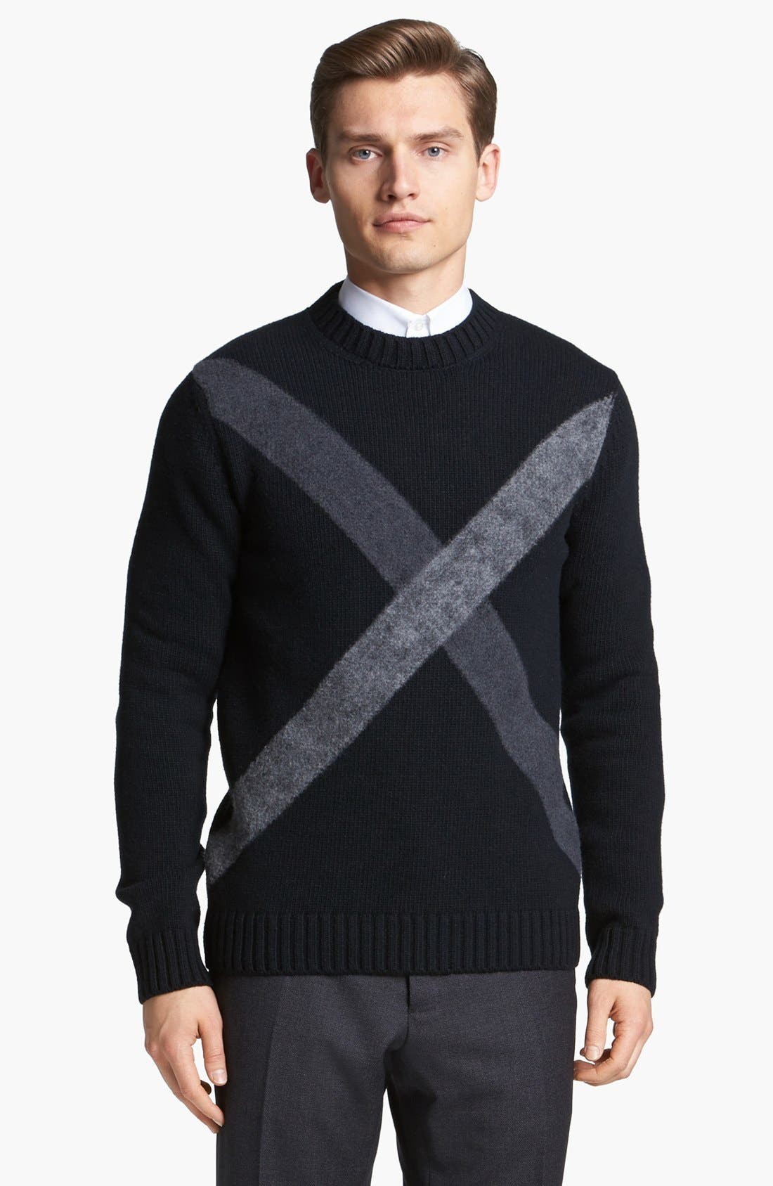 Main Image - Jil Sander Crewneck Sweater