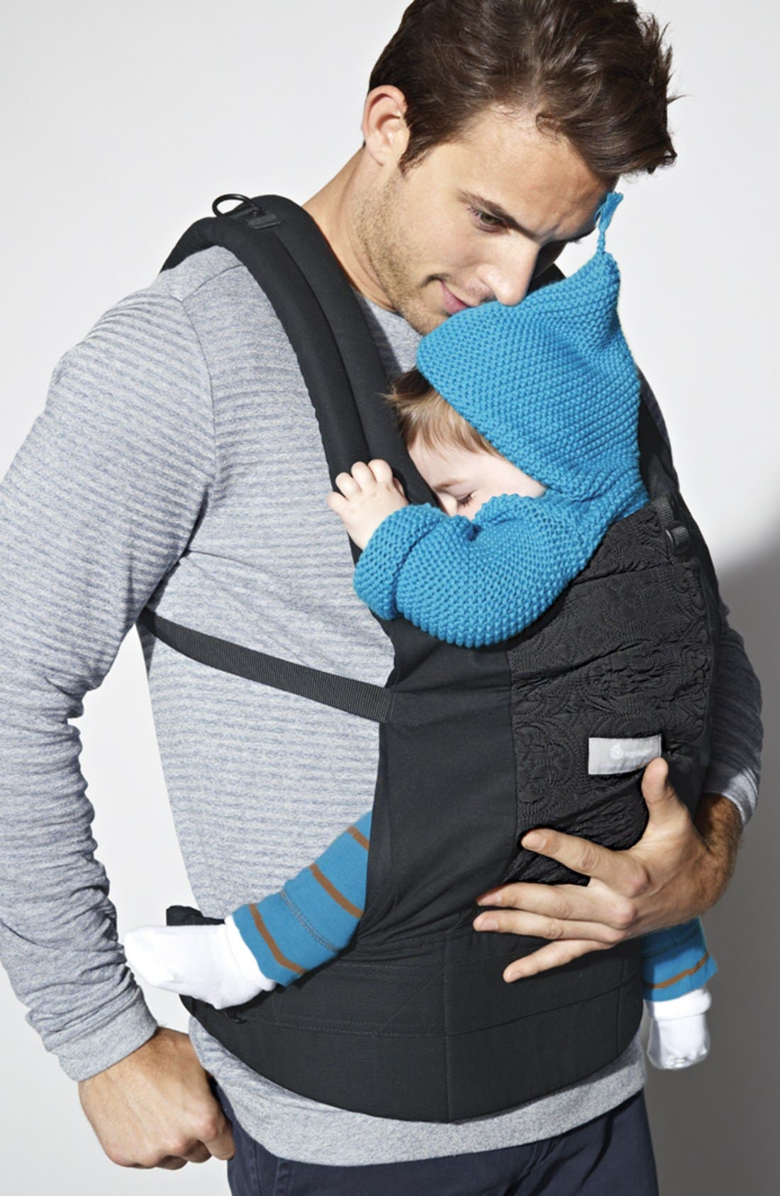 Alternate Image 2  - ERGObaby Baby Carrier with Petunia Pickle Bottom Print (Nordstrom Exclusive)