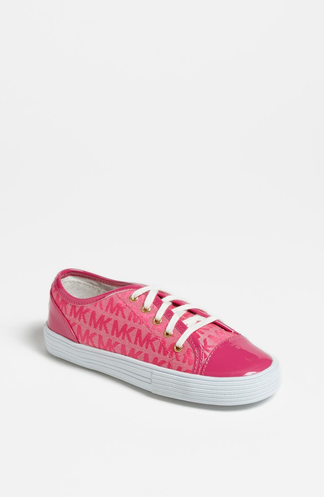 Alternate Image 1 Selected - MICHAEL Michael Kors Sneaker (Toddler, Little Kid & Big Kid)