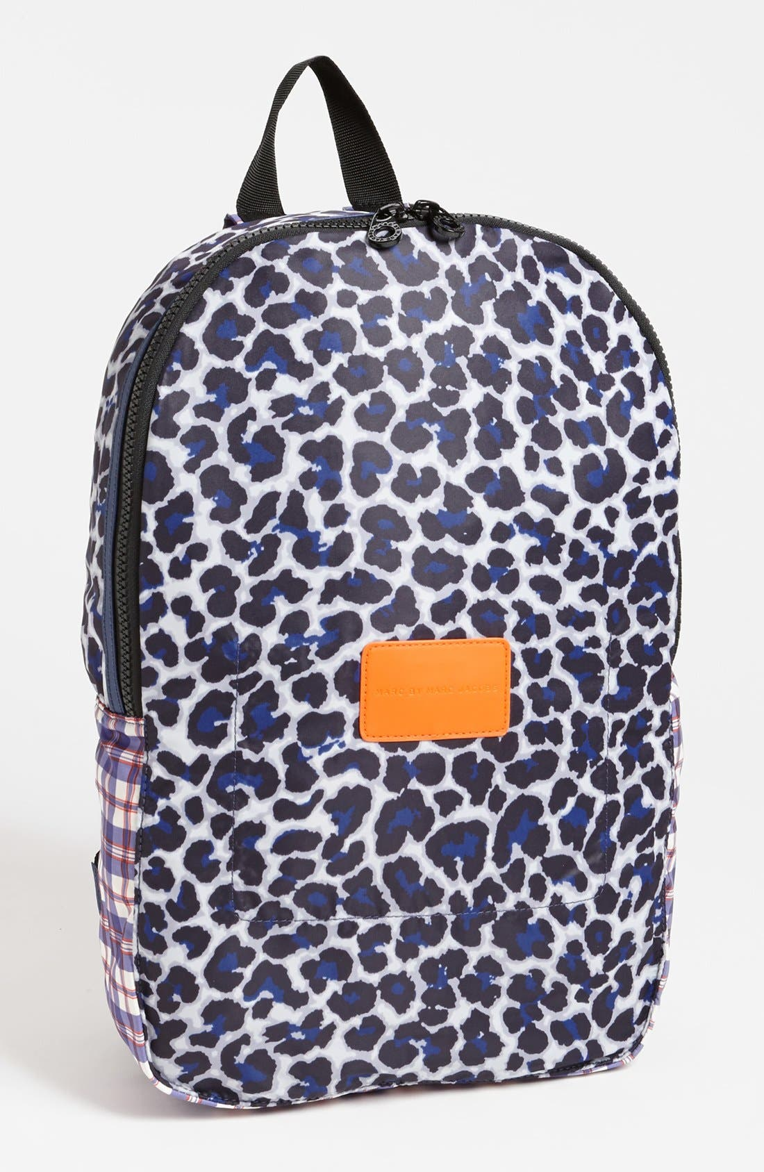 Alternate Image 1 Selected - MARC BY MARC JACOBS Print Packable Backpack
