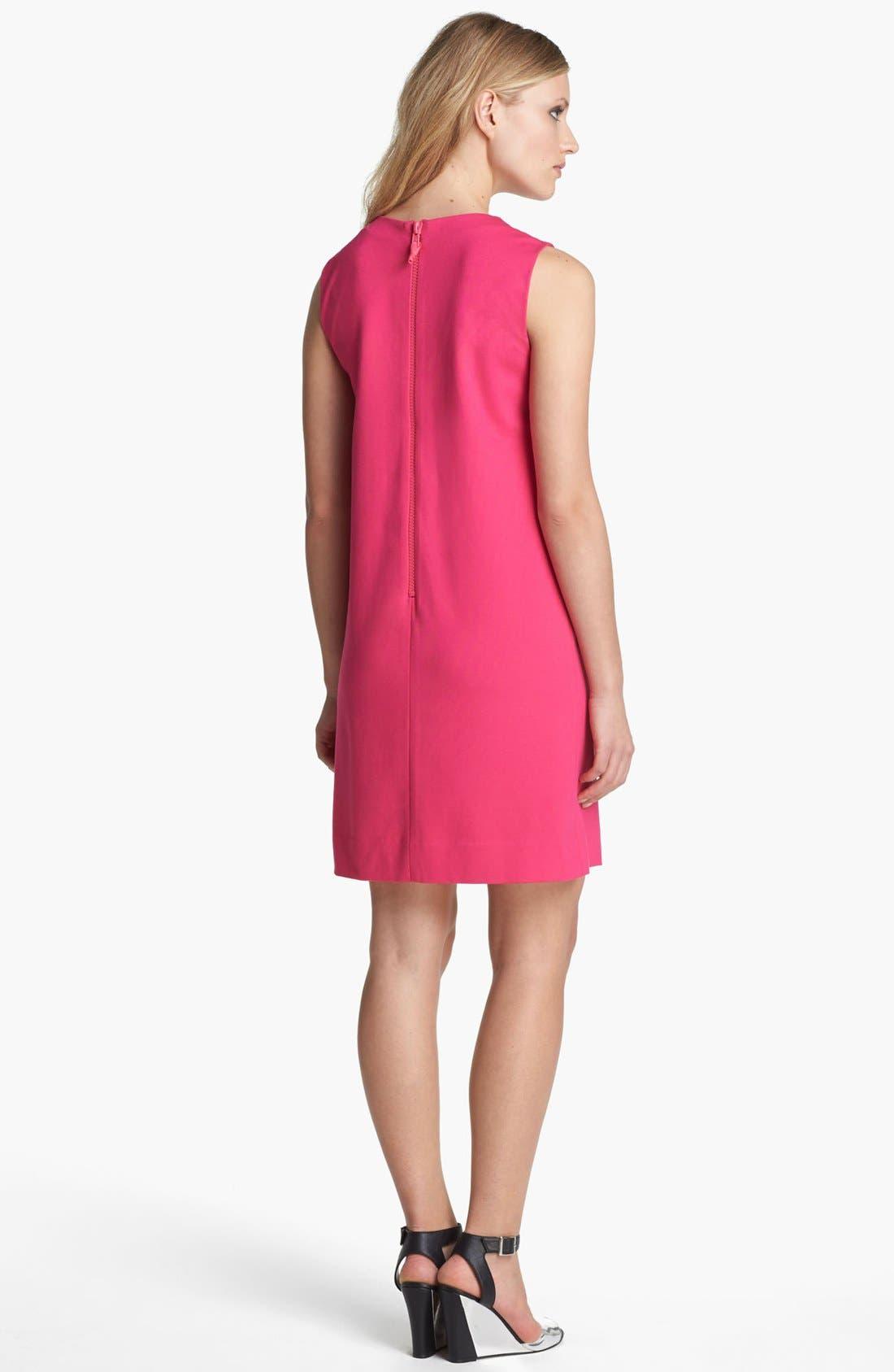 Alternate Image 2  - kate spade new york 'keri' woven shift dress