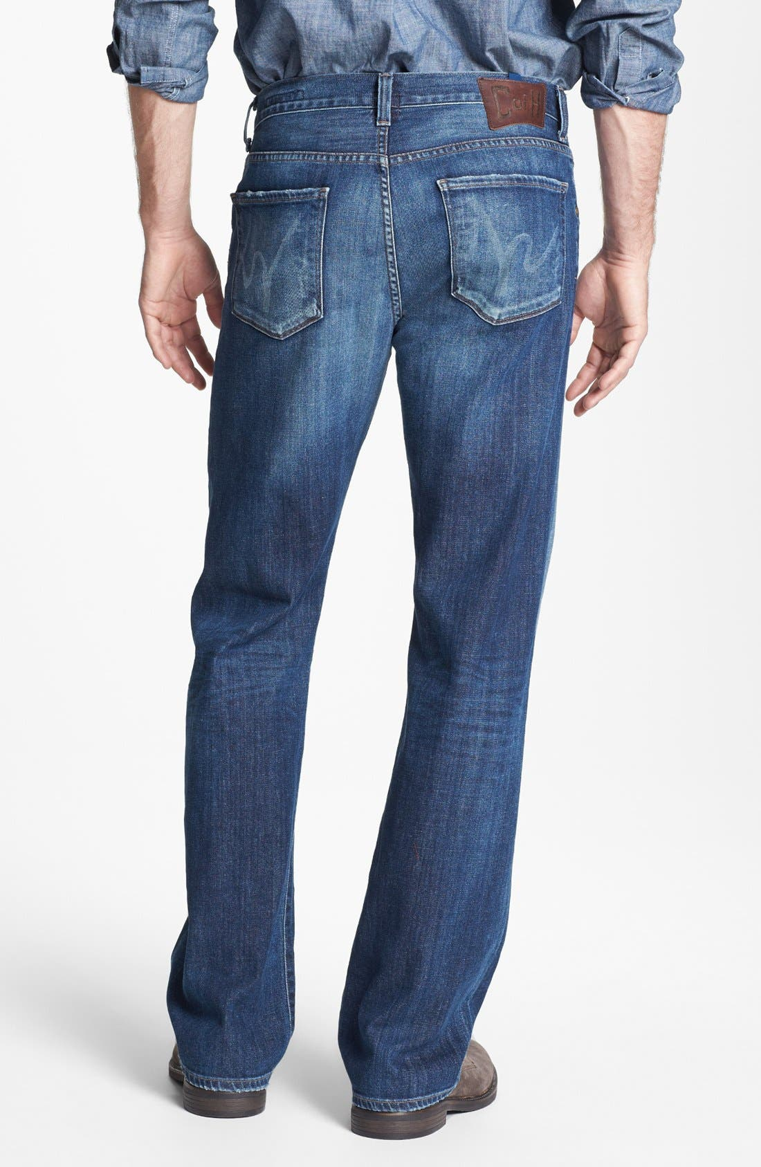 Alternate Image 2  - Citizens of Humanity 'Evans' Relaxed Fit Jeans (Davis)