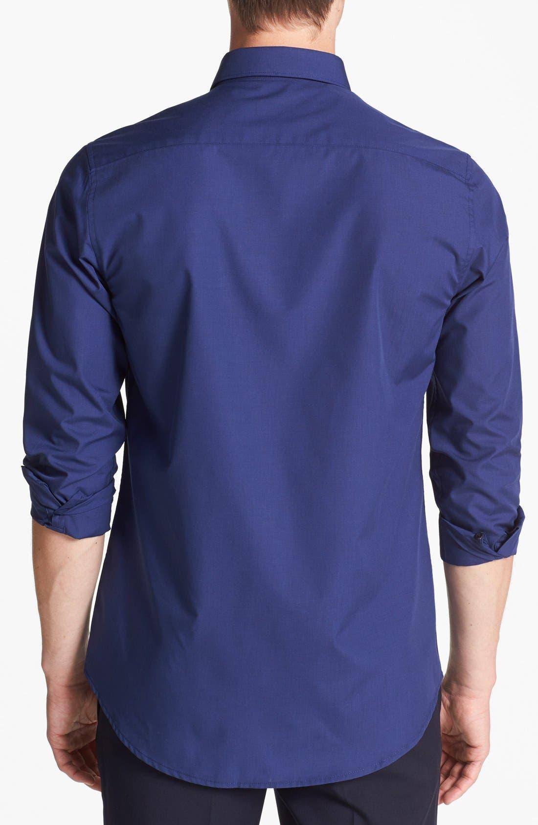 Alternate Image 2  - Topman 'Smart' Shirt