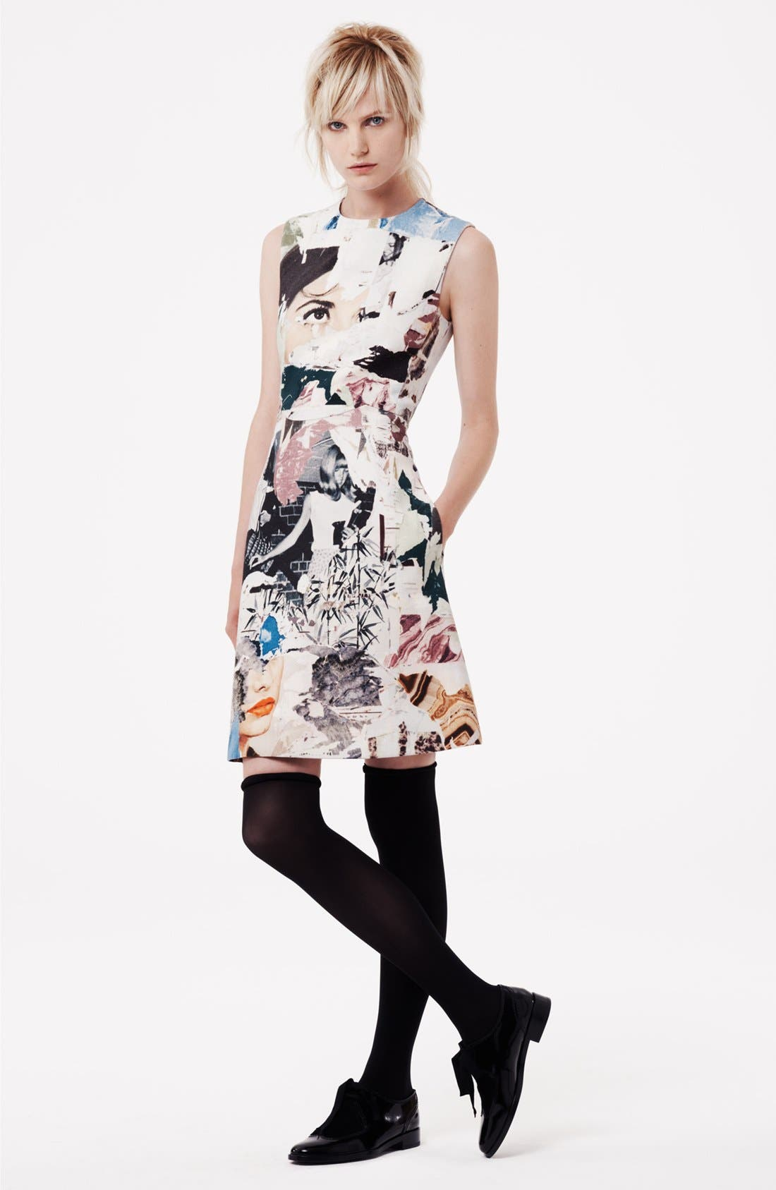 Alternate Image 1 Selected - Carven Dress & Accessories