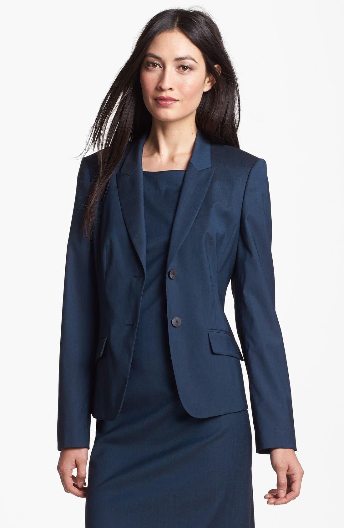 Main Image - BOSS HUGO BOSS 'Jadena' Jacket