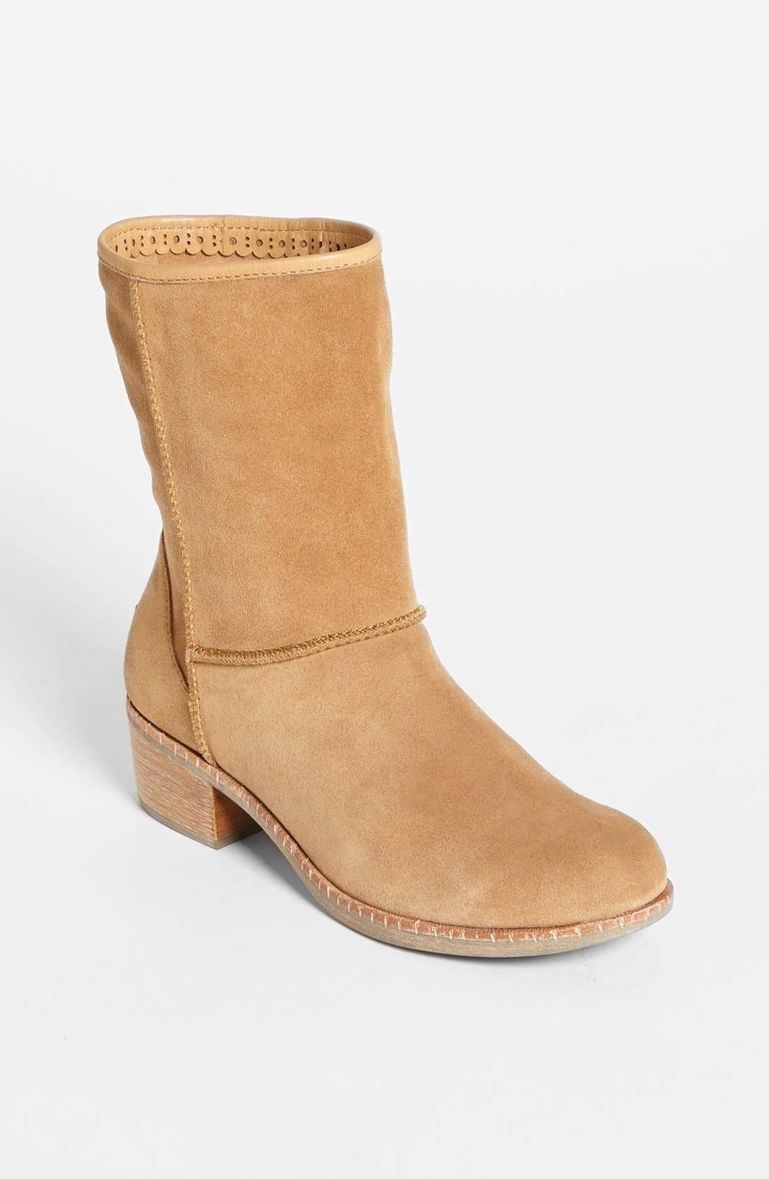 Alternate Image 1 Selected - UGG® Australia 'Cyrinda' Suede Boot