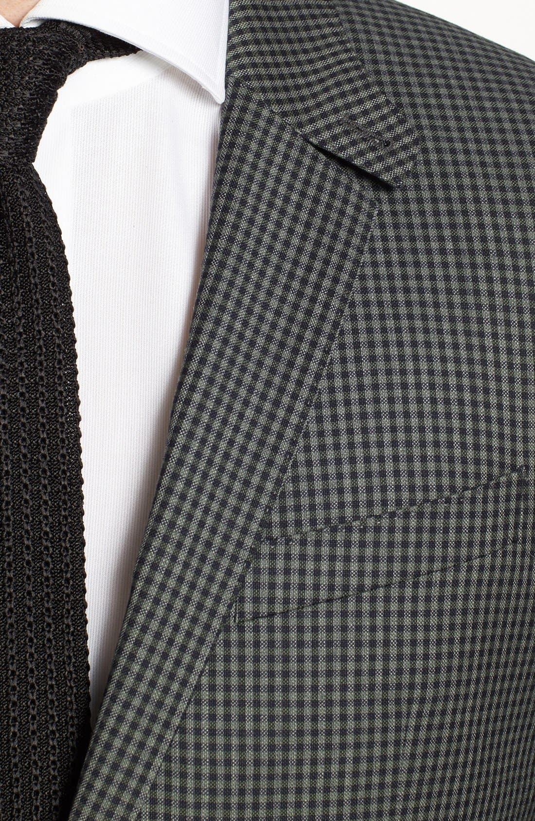 Alternate Image 3  - BOSS HUGO BOSS 'Rhett' Extra Trim Fit Sportcoat