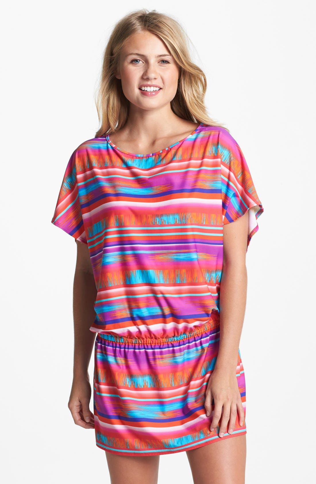 Alternate Image 1 Selected - La Blanca 'Ibiza' Cover-Up Dress