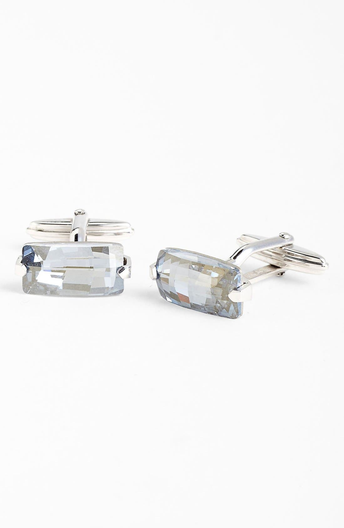 Main Image - Lanvin Stone Cuff Links