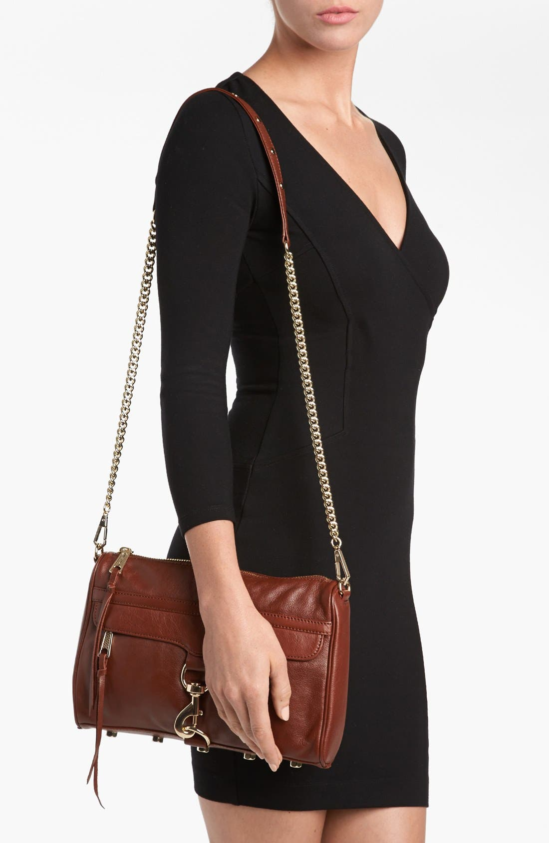 Alternate Image 2  - Rebecca Minkoff 'MAC' Convertible Crossbody Bag