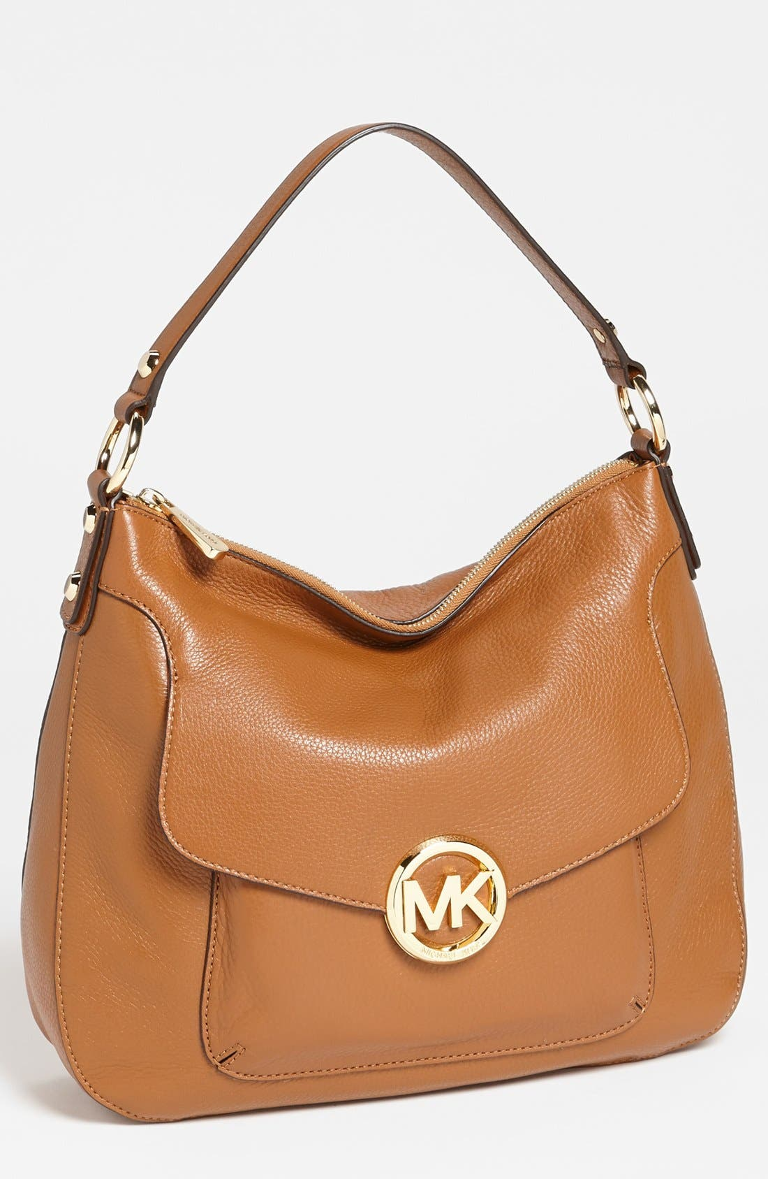 Alternate Image 1 Selected - MICHAEL Michael Kors 'Large Fulton' Shoulder Bag