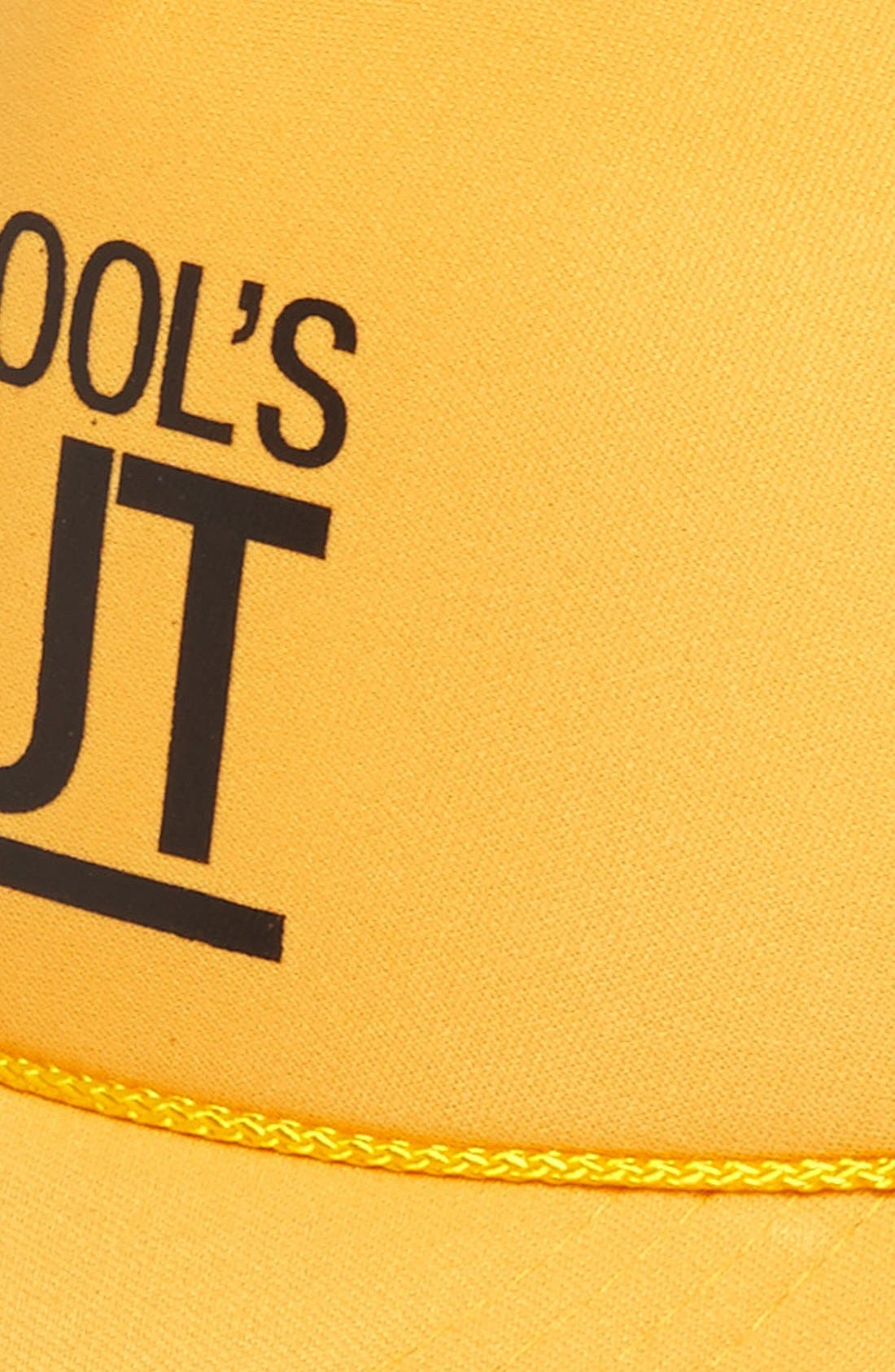 Alternate Image 2  - Volcom 'School's Out' Baseball Cap (Boys)