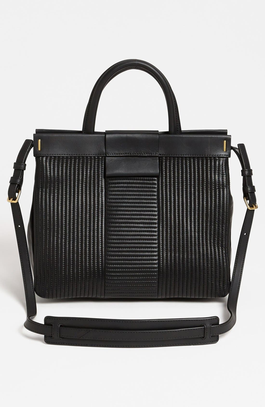 Alternate Image 4  - MARC BY MARC JACOBS 'East End - Madame Hilli' Quilted Satchel