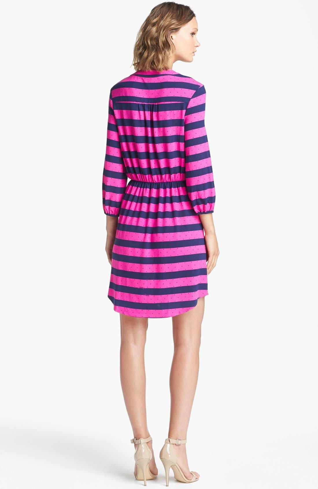 Alternate Image 2  - Lilly Pulitzer® 'Beckett' Stripe Shirtdress