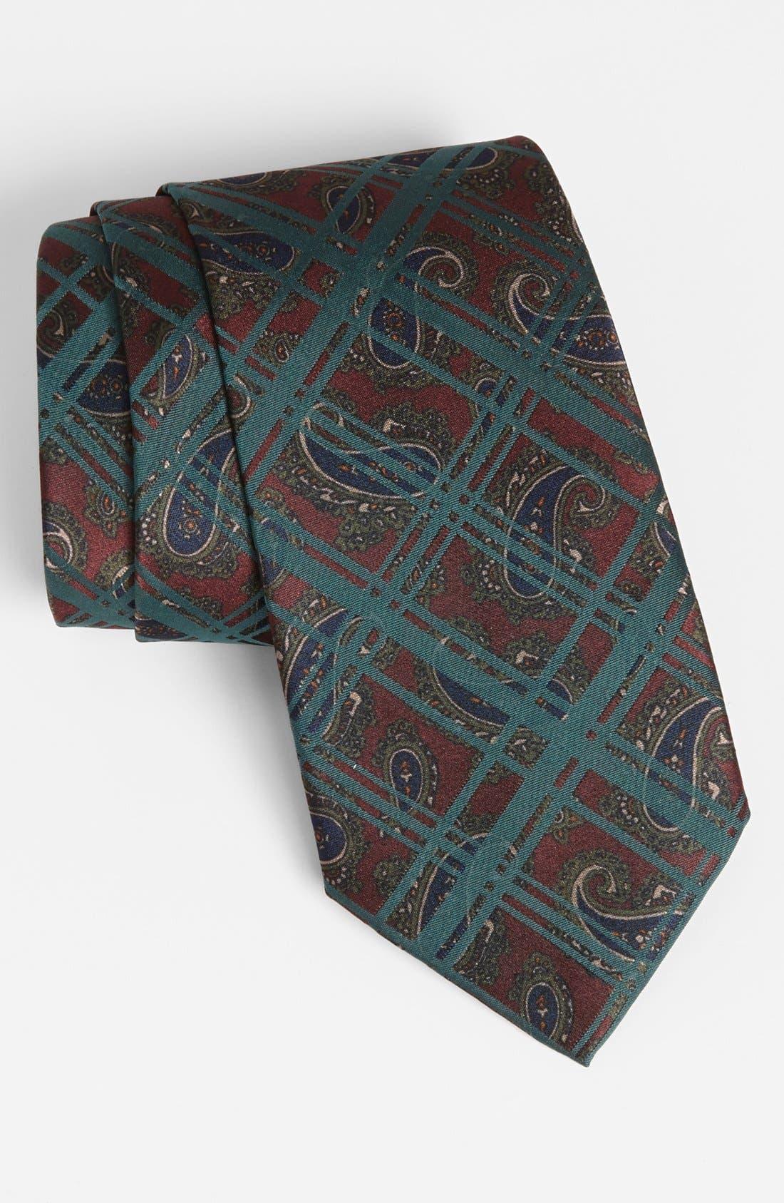 Alternate Image 1 Selected - Etro Woven Tie