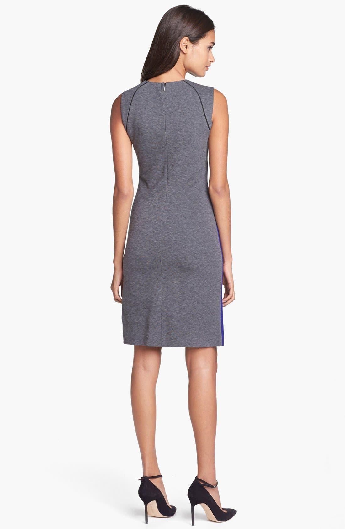 Alternate Image 2  - Diane von Furstenberg 'Hallie' Knit Sheath Dress