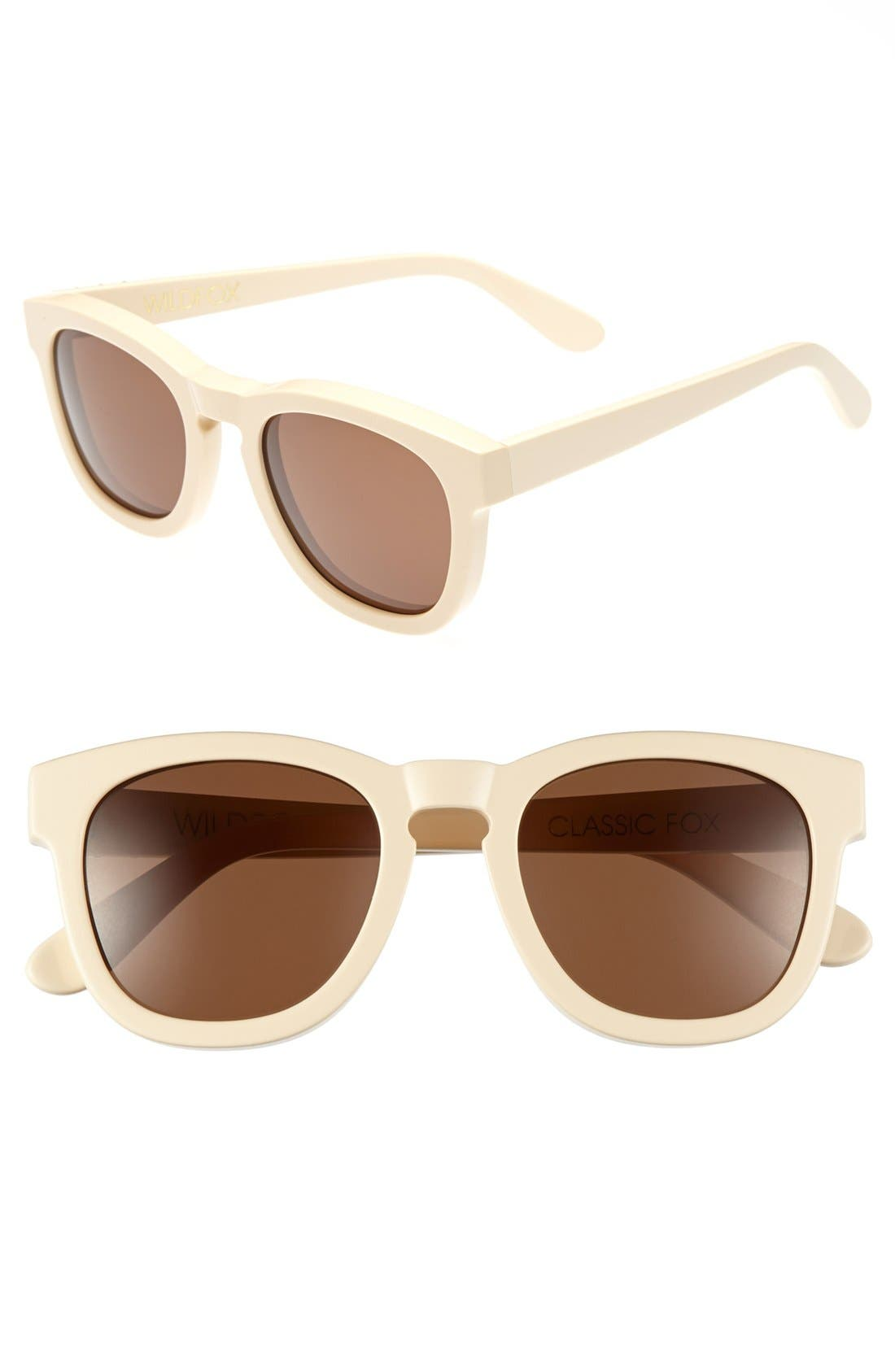 Alternate Image 1 Selected - Wildfox 'Juliet' Sunglasses