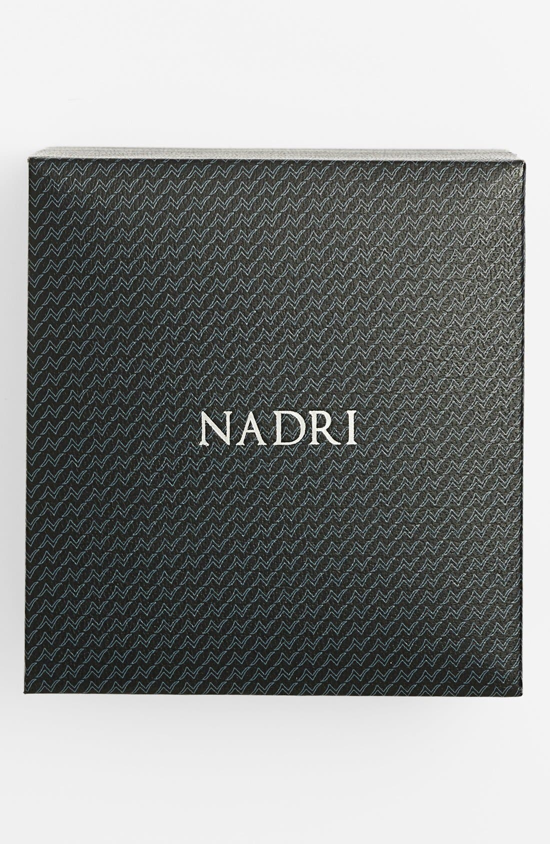 Alternate Image 2  - Nadri Boxed Star Pendant Necklace (Nordstrom Exclusive)