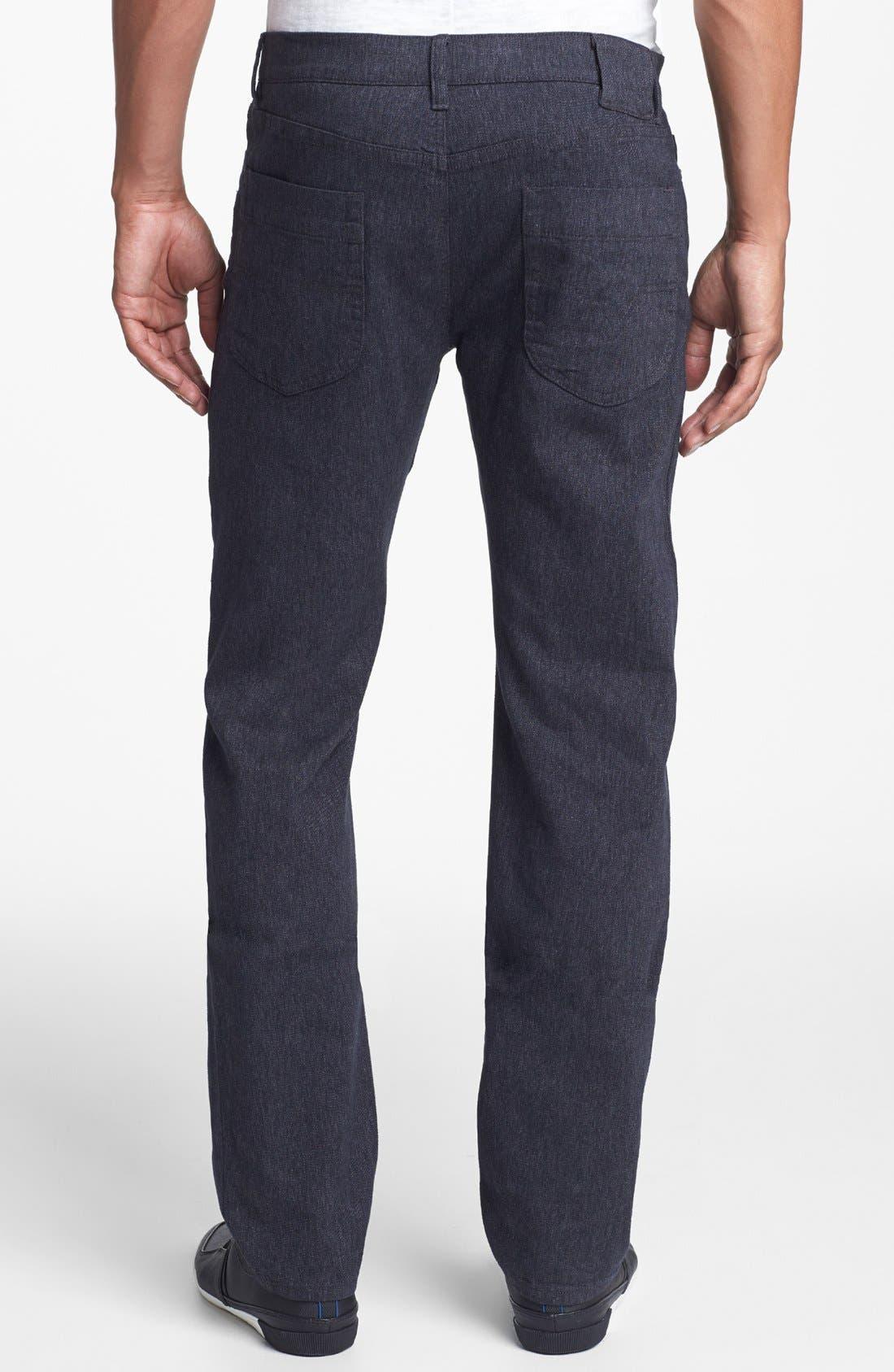 Alternate Image 2  - Vince Slim Fit Five Pocket Straight Leg Pants