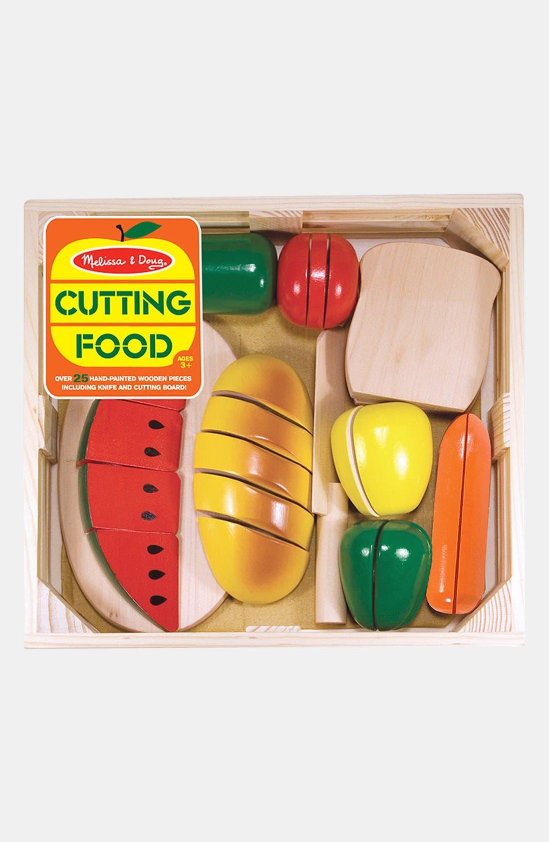 Alternate Image 1 Selected - Melissa & Doug Cutting Food Crate