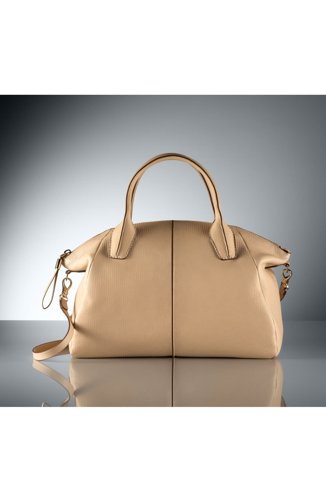 Alternate Image 5  - Tod's 'New D-Styling' Leather Shopper