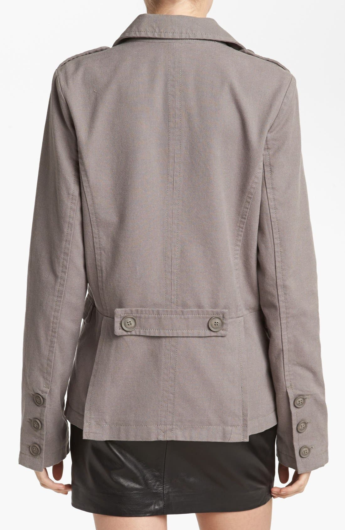 Alternate Image 2  - Leith Cutaway Officer Coat