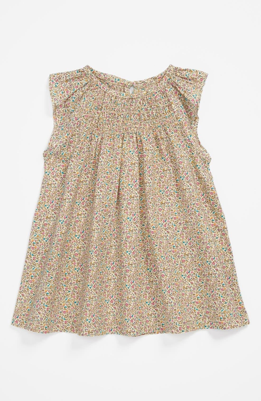 Main Image - Peek 'Magnolia' Top (Baby Girls)