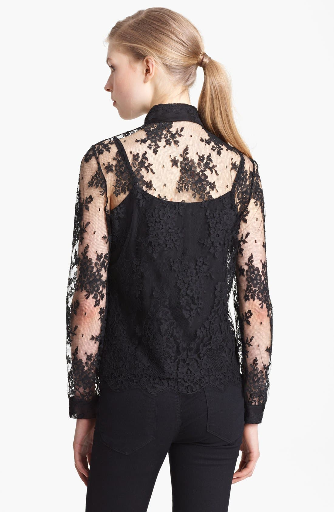 Alternate Image 3  - Erdem 'Cecilia' Lace Blouse