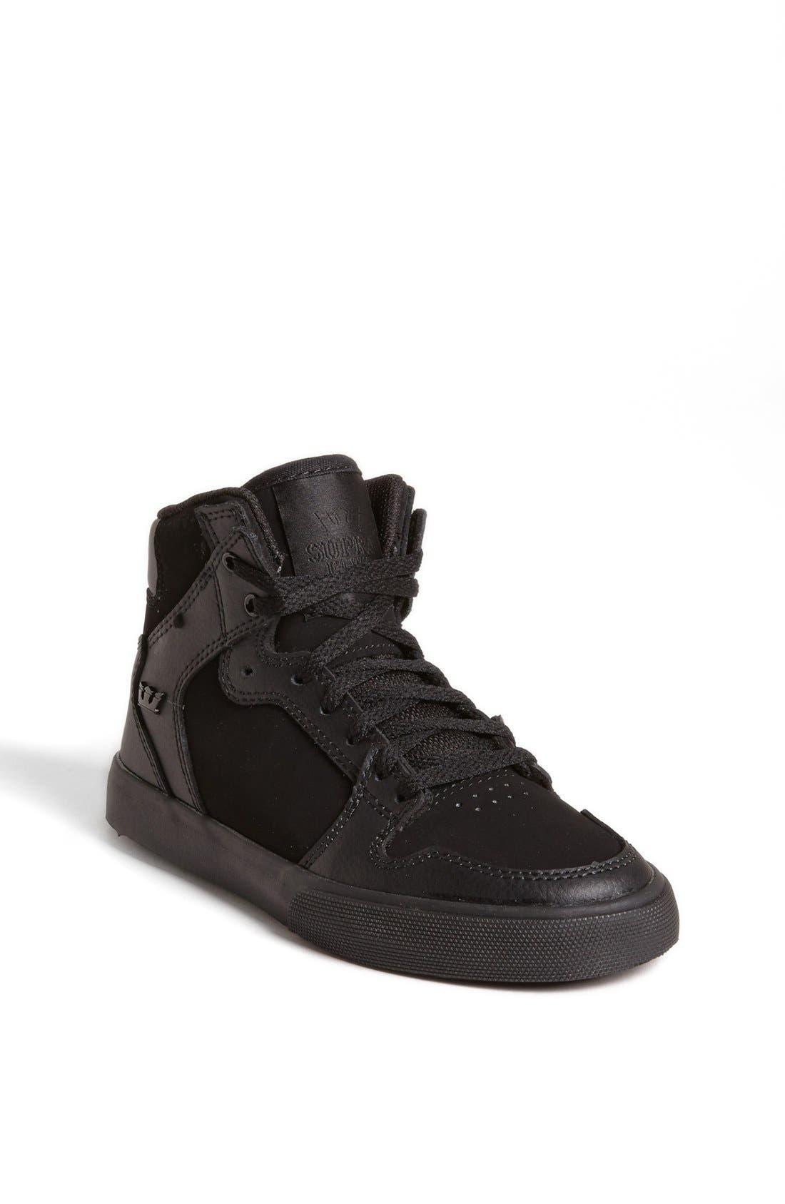 Alternate Image 1 Selected - Supra 'Vaider' Sneaker (Toddler, Little Kid & Big Kid)