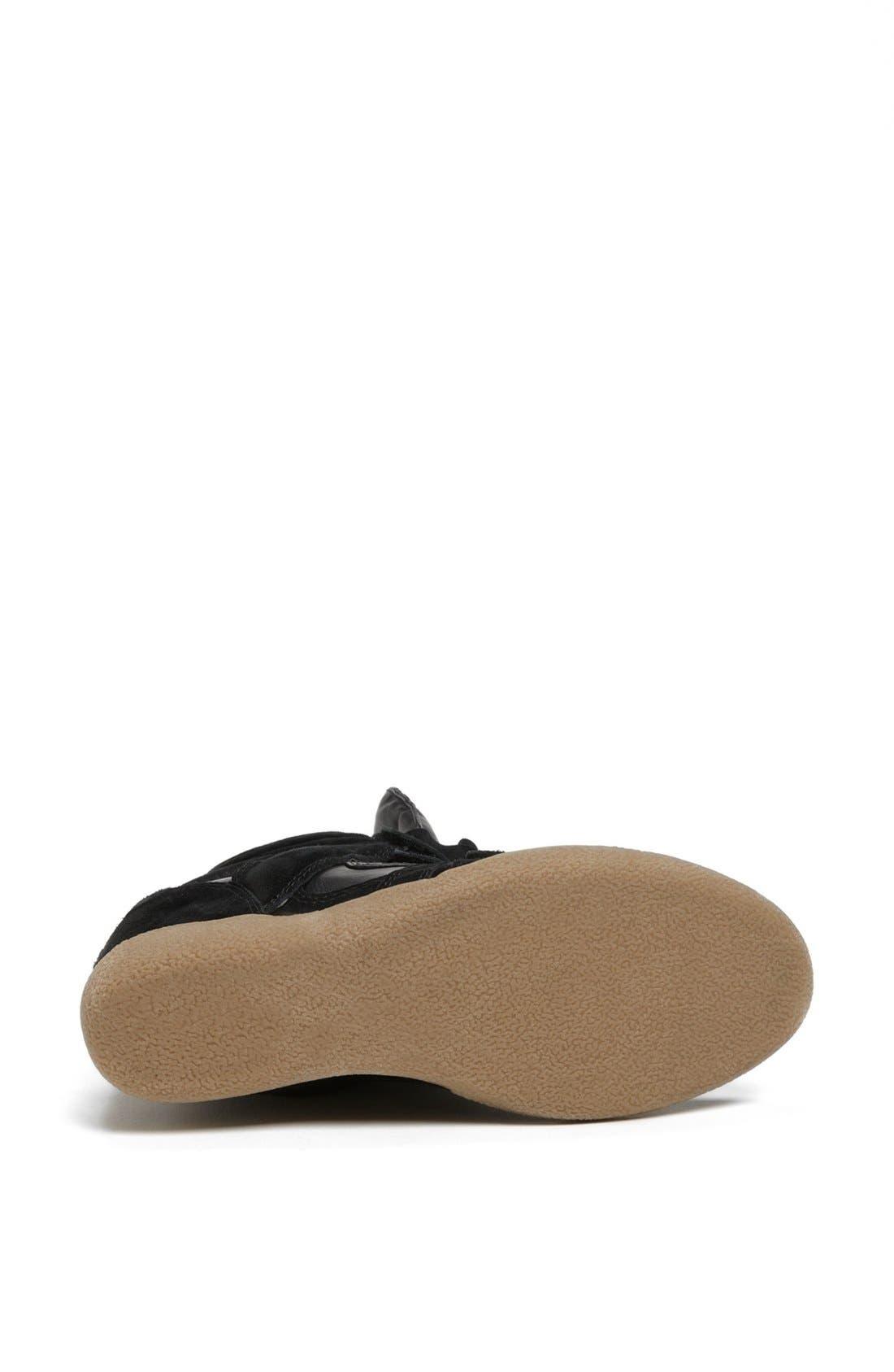 Alternate Image 4  - Steve Madden 'Hilight' Wedge Sneaker