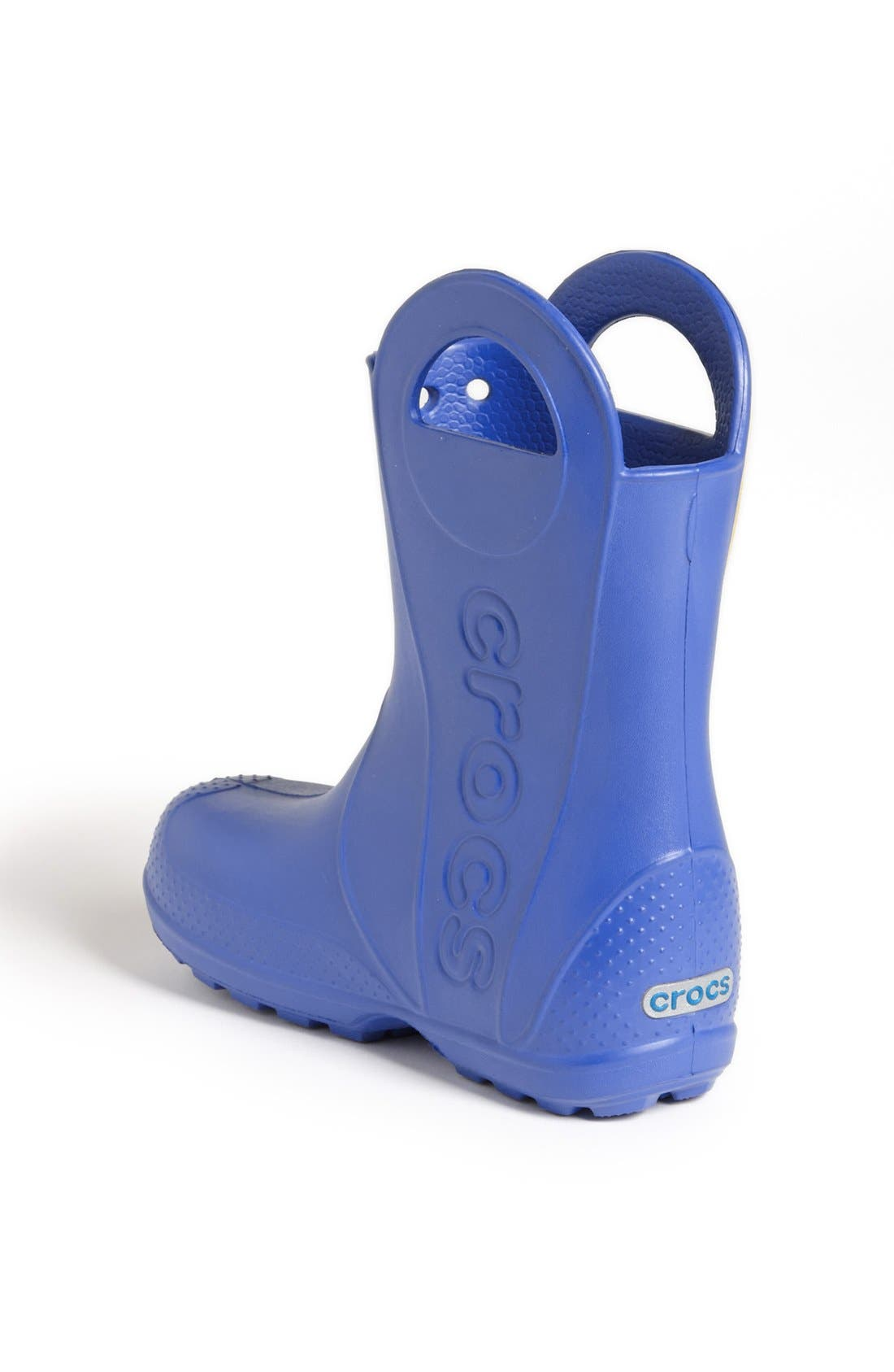 Alternate Image 2  - CROCS™ 'Handle It - LEGO®' Rain Boot (Walker, Toddler & Little Kid)