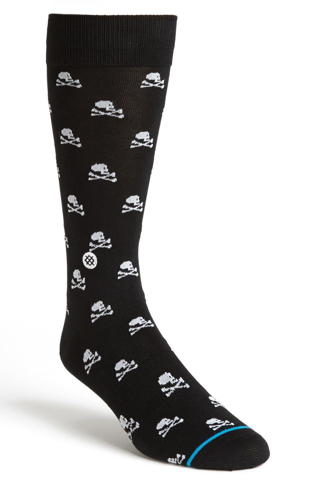 Main Image - Stance 'Bullingdon' Dress Socks