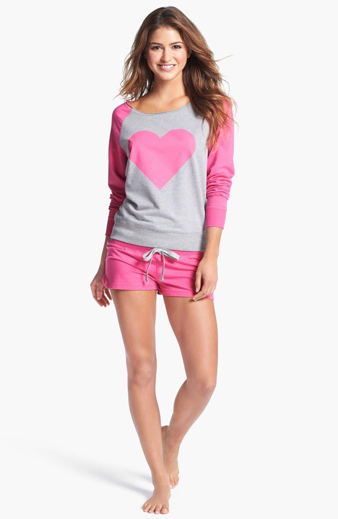 Alternate Image 3  - COZY ZOE 'Dorm Room' Sweatshirt