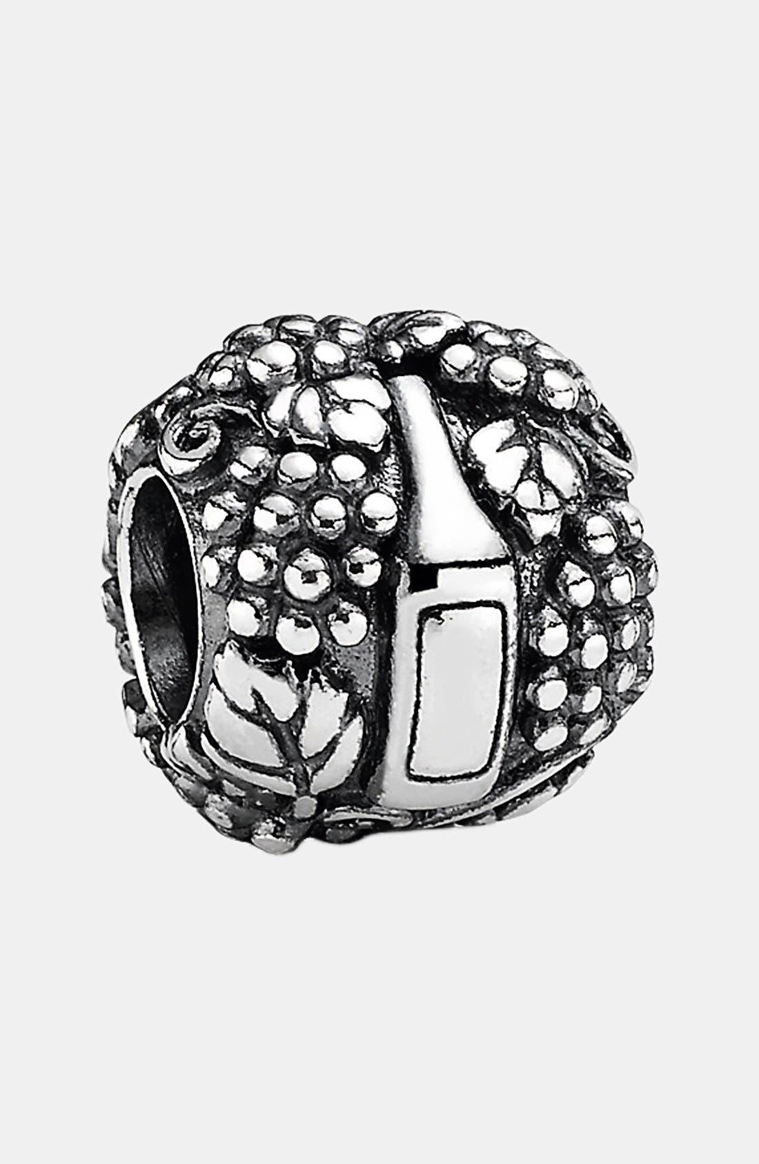 Main Image - PANDORA 'Vino' Bead Charm