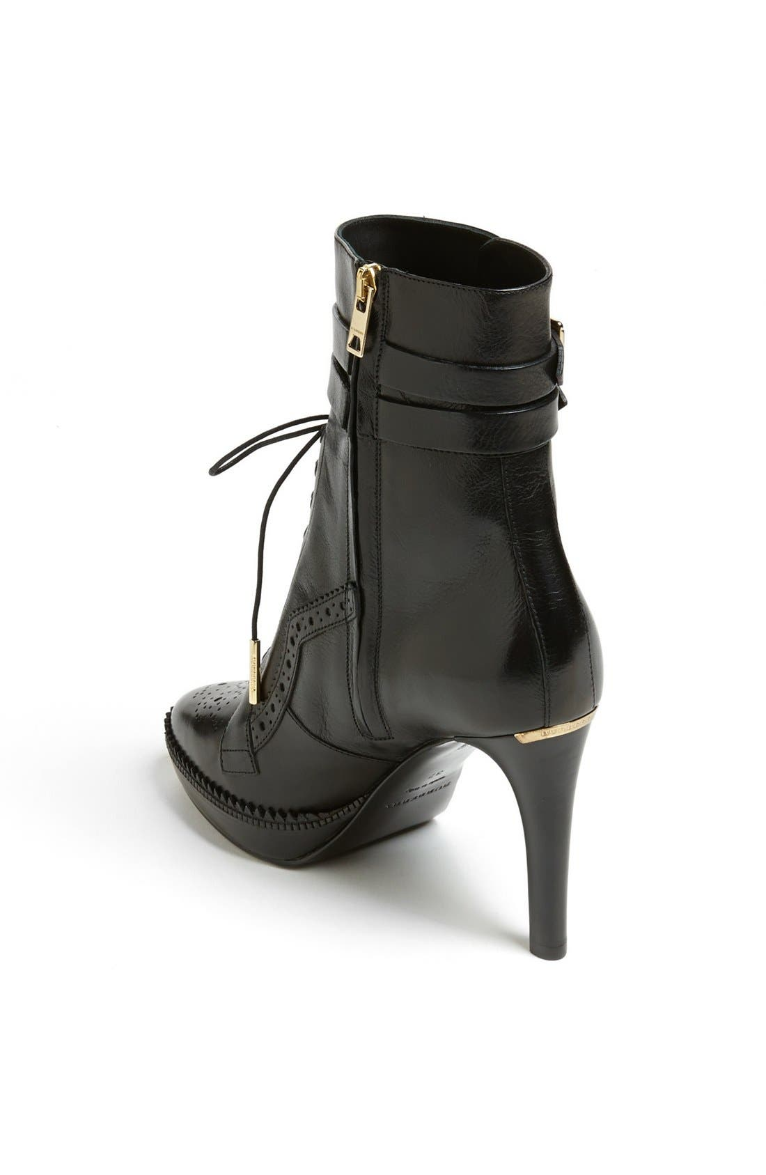 Alternate Image 2  - Burberry 'Manners' Bootie