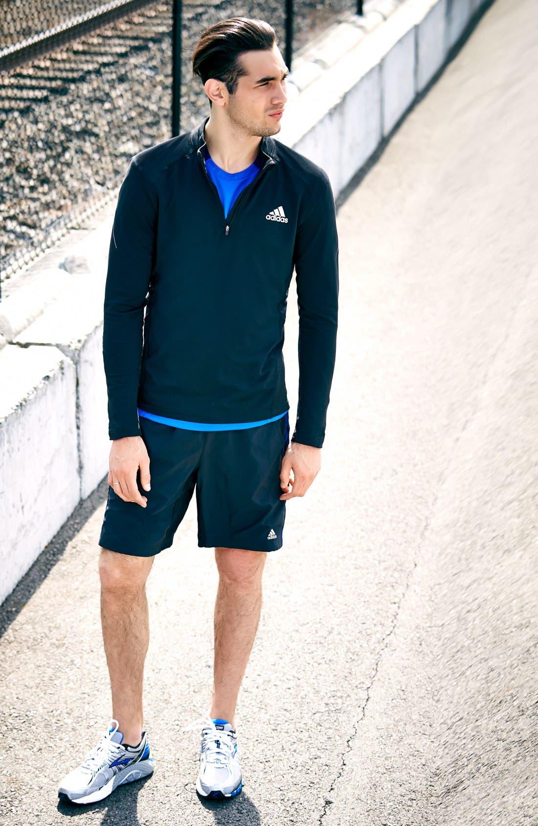Alternate Image 2  - adidas '365 Core' CLIMACOOL® Woven Shorts