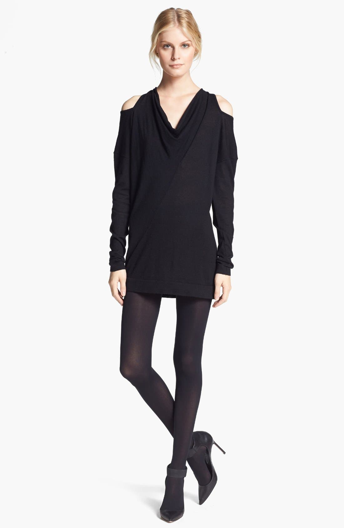 Alternate Image 1 Selected - Donna Karan Collection Twist Cashmere Tunic